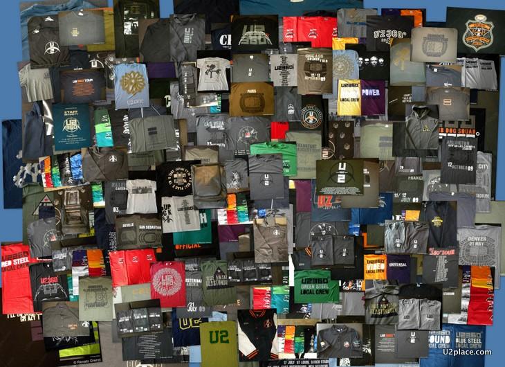 La collezione ch...U2place
